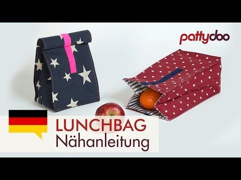 Sew your own lunch bag – video – Sew Modern Bags