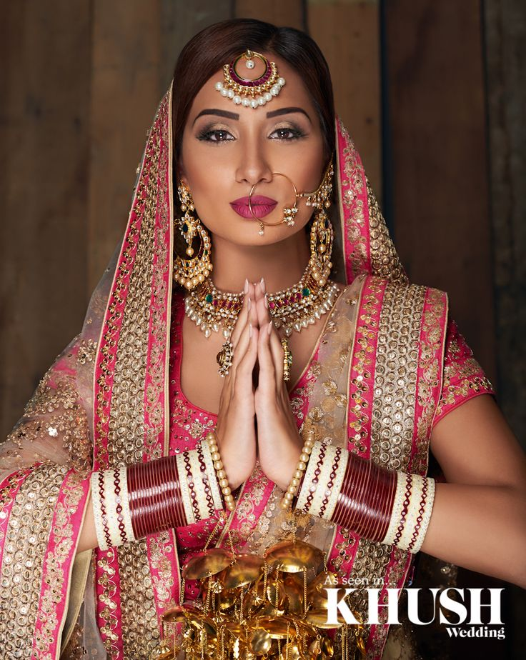 Celebrate cultural heritage with strong style, Signature Sikh bridal look by Priya Sahota  London based, Nationwide coverage T: +44(0)7766 103 951 W: www.psbeauty.co.uk Email: info@psbeauty.co.uk  Outfit: Zarkan of London Jewellery: Deeya Jewellery Bangles: Generations Accessories and Beauty