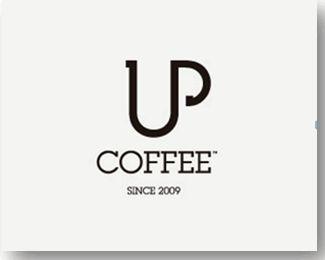 cafe & coffe logo sample
