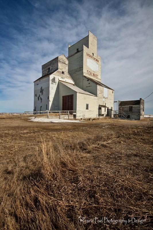 Stalwart grain elevator