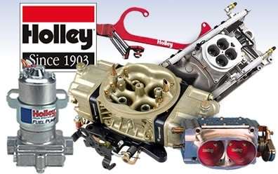 Holley and Edelbrock Carburetors Intake Manifolds and High Performance Auto Parts
