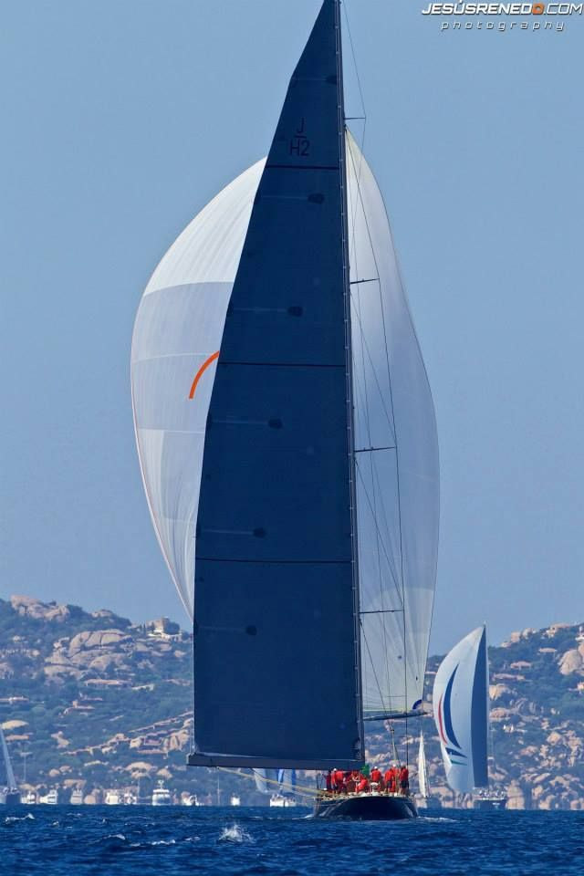 J Class Sailing Yacht - Seatech Marine Products / Daily Watermakers