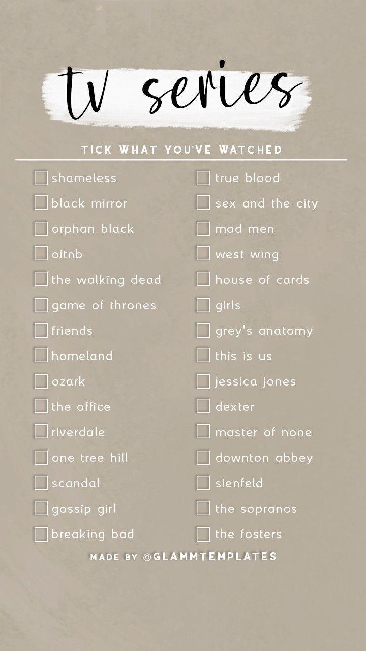 Movies To Watch List Movie To Watch List Tv Series To Watch Netflix Tv Shows