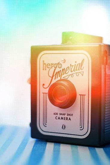 Vintage Camera: Smile Vintage Cameras