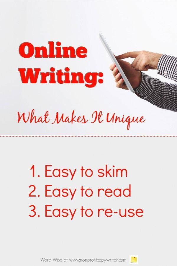 Online Writing What Makes It Unique With Word Wise At Nonprofit  Online Writing What Makes It Unique With Word Wise At Nonprofit Copywriter  Writingtips Contentwriting Freelancecopywriter