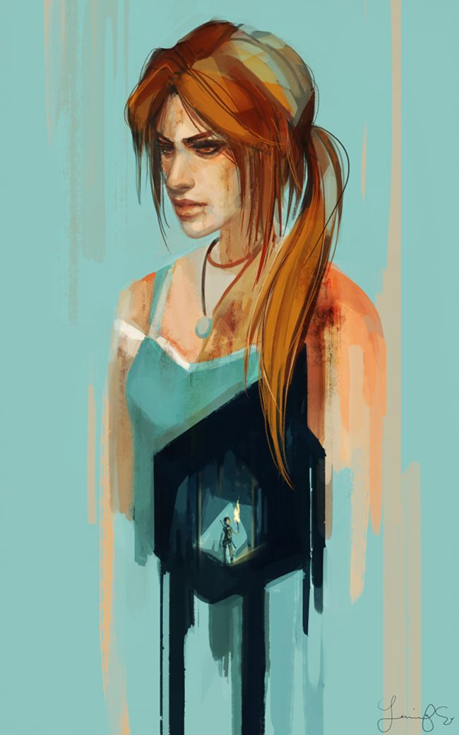 The Tomb Raider by spicyroll on deviantART
