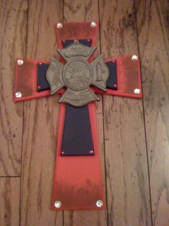 Hmmm...I have the iron maltese cross...