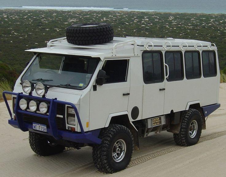 OKA Minibus - would make a great camper