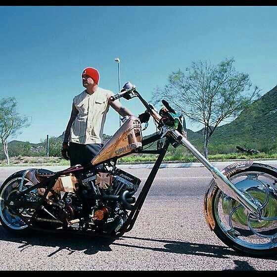 Penny Saved Dominator, Jesse James, Motorcycle Mania 3