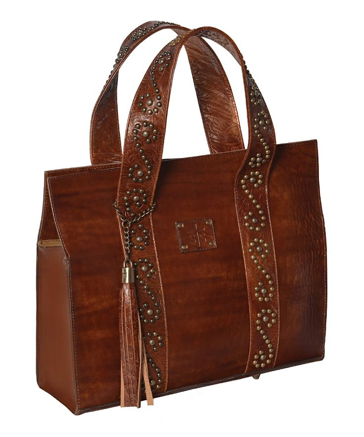 Brown Delta Dawn Tote | Daily deals for moms, babies and kids
