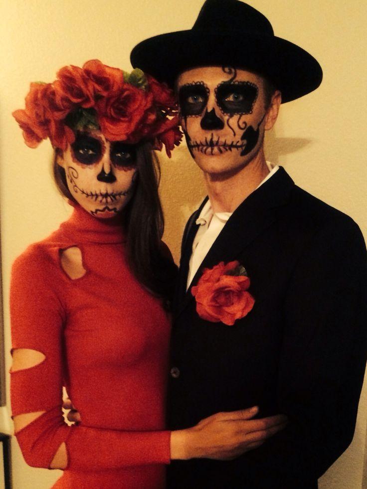 Halloween dios de Los muertos