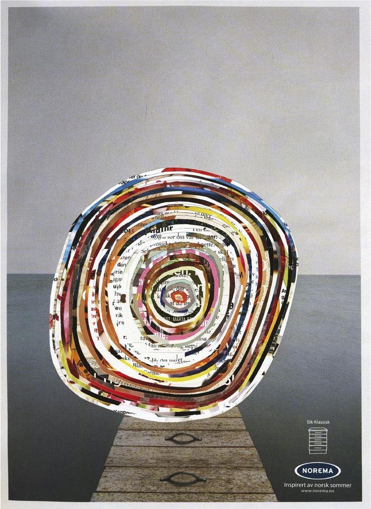 "Randi Antonsen, ""How to Read a Magazine""_ Cutting Edge Compositions - Photo Journal - WSJ"