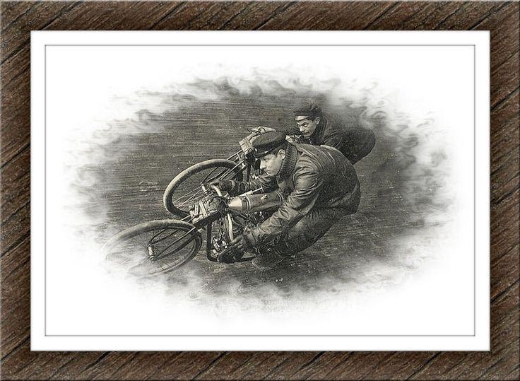 Digital Art/Desktop Wallpaper/At The Races
