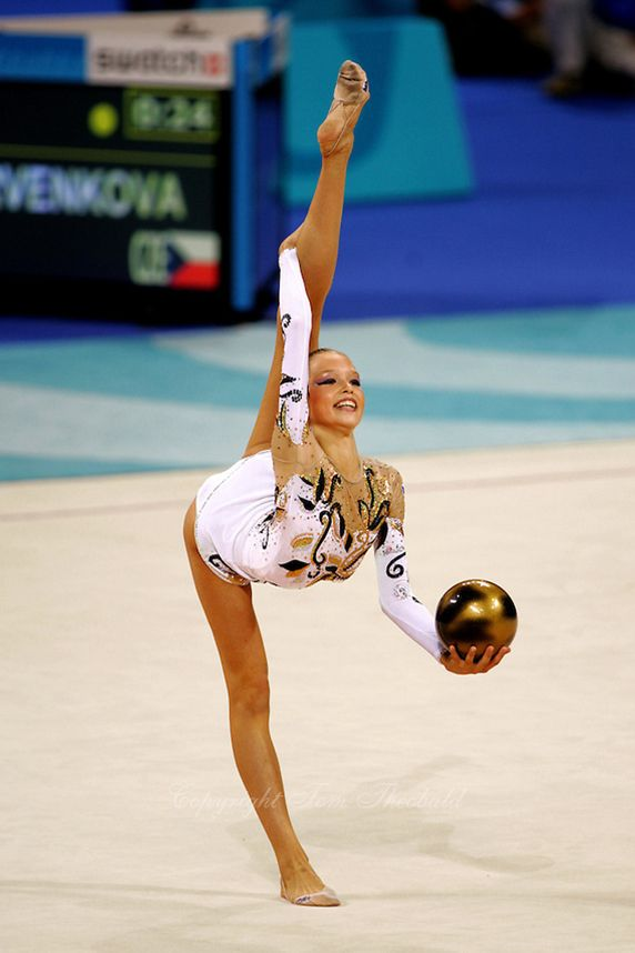 Dominika CERVENKOVA (CZE) Ball