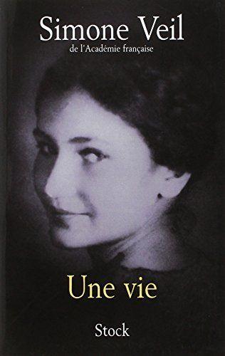 #autobiographie : Une vie de Simone Veil.  De son enfance niçoise dans une famille juive complètement assimilée, et de sa déportation à Auschwitz avec sa mère et l'une de ses soeurs en mars 1944, jusqu'à ses fonctions les plus récentes, elle a su s'imposer comme une figure singulière et particulièrement forte dans le paysage politique français. Femme libre s'il en est, elle a exercé le pouvoir sans jamais le désirer pour lui-même mais pour améliorer, autant qu'elle l'a pu, les conditions...