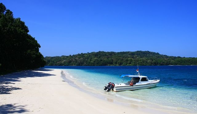 White Sand at Carita Beach
