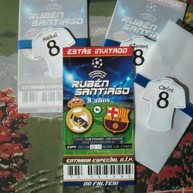 tarjetas de invitaci n personalizadas tipo ticket tema