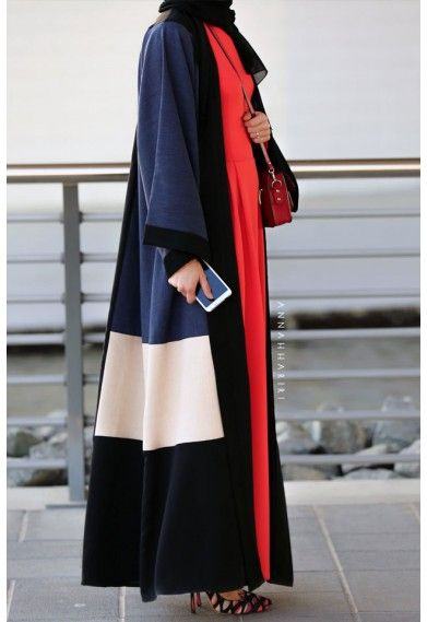 Anna Hariri: Fluid Abaya