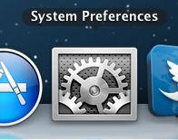 System Preferences App