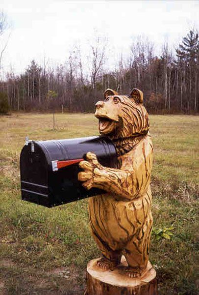 Images about chainsaw carving ideas on pinterest