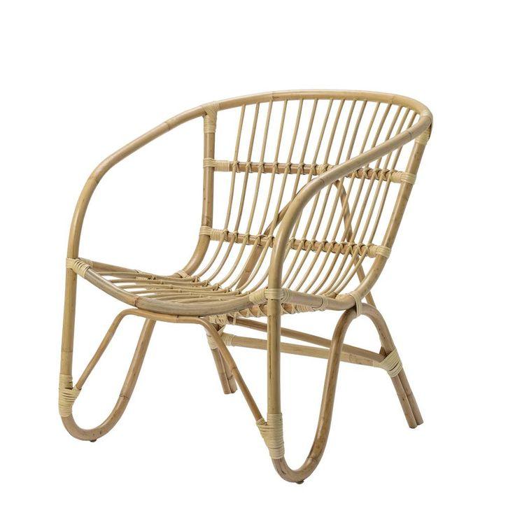 Bloomingville Rotan Chair Natural