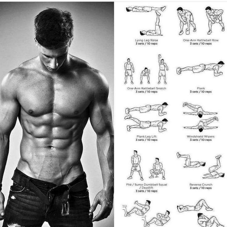 ABS workout through force - weighteasyloss.com