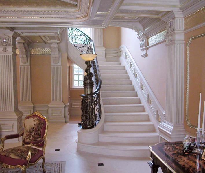 8 Best Images About Staircases On Pinterest Mansions