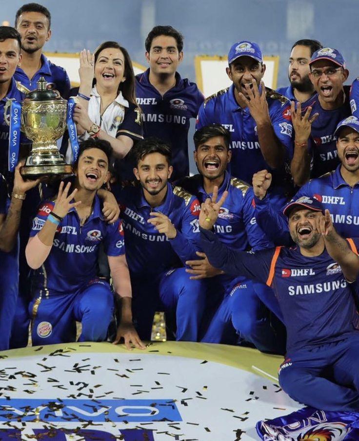 Nita Ambani Beams With Pride As Her IPL Team Mumbai ...