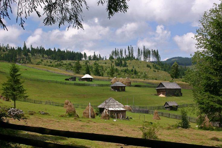 Kupási tanyák a Békás-szoros környékén