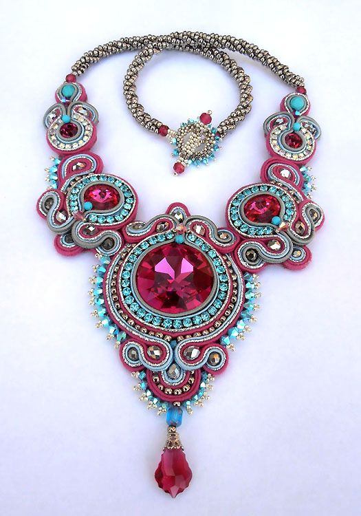 Beadwork by Miriam Shimon
