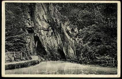 1933. Szilvásvárad Vízesés | Képcsarnok | Hungaricana