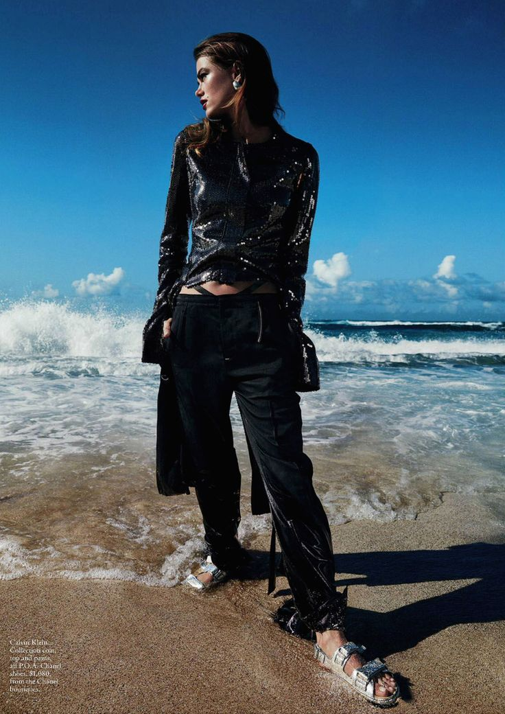 Mathilde Brandi - female model at Le Management
