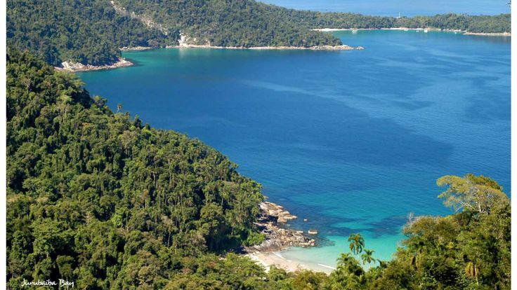 Islas Privadas de Ensueño  Maravillosa isla de aguas cristalinas en #Brasil. #arenablanca #mar #lujo #fantástico http://bit.ly/28XfylC