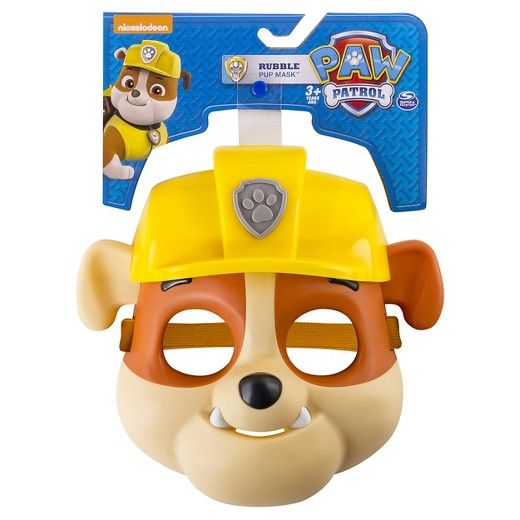 Your little one will be all fired up and ready to go on their very own Paw Patrol missions just like their favorite problem-solving pups with these PAW Patrol Pup Masks. Designed to look just like the furry faces of Chase, Rubble, and Marshall, these plastic party masks are sure to get tails wagging at any kids birthday party, especially a PAW Patrol themed party. Pass them out as soon as the party animals arrive, so they can get to playing pretend at the Adventure Bay bash right away. Or…