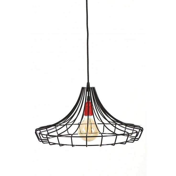 Lampa druciana Factory - JABBA Design