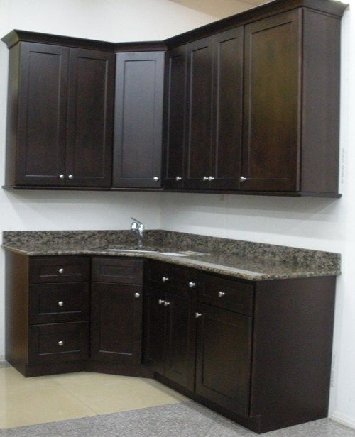 dark brown shaker kitchen cabinets vanity is similar style to this espresso brown 290