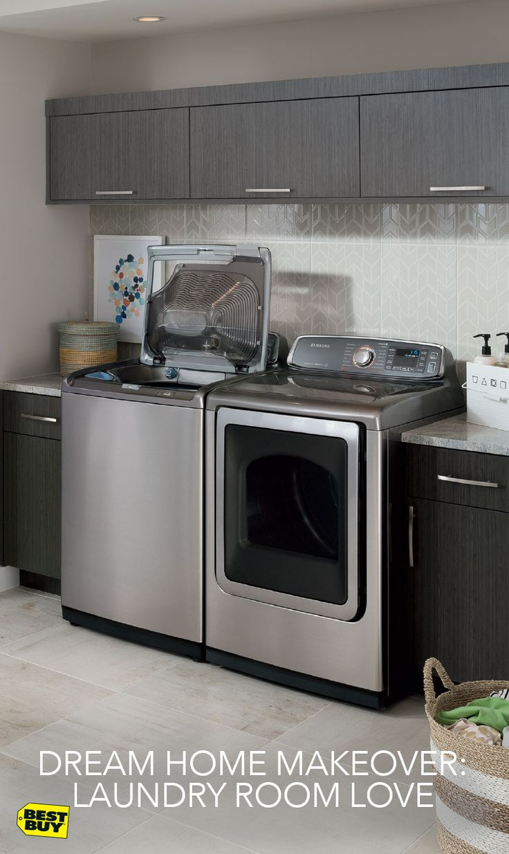 Here's the inspiration you need to brighten up every load. Explore our interactive laundry appliance guide where you can sort, spin and wow over every inch of the latest laundry appliances. You'll see every beautiful angle and explore the latest features first hand—the perfect inspiration to brighten your home.