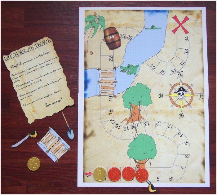 Des chasses au trésor pour les enfants à imprimer