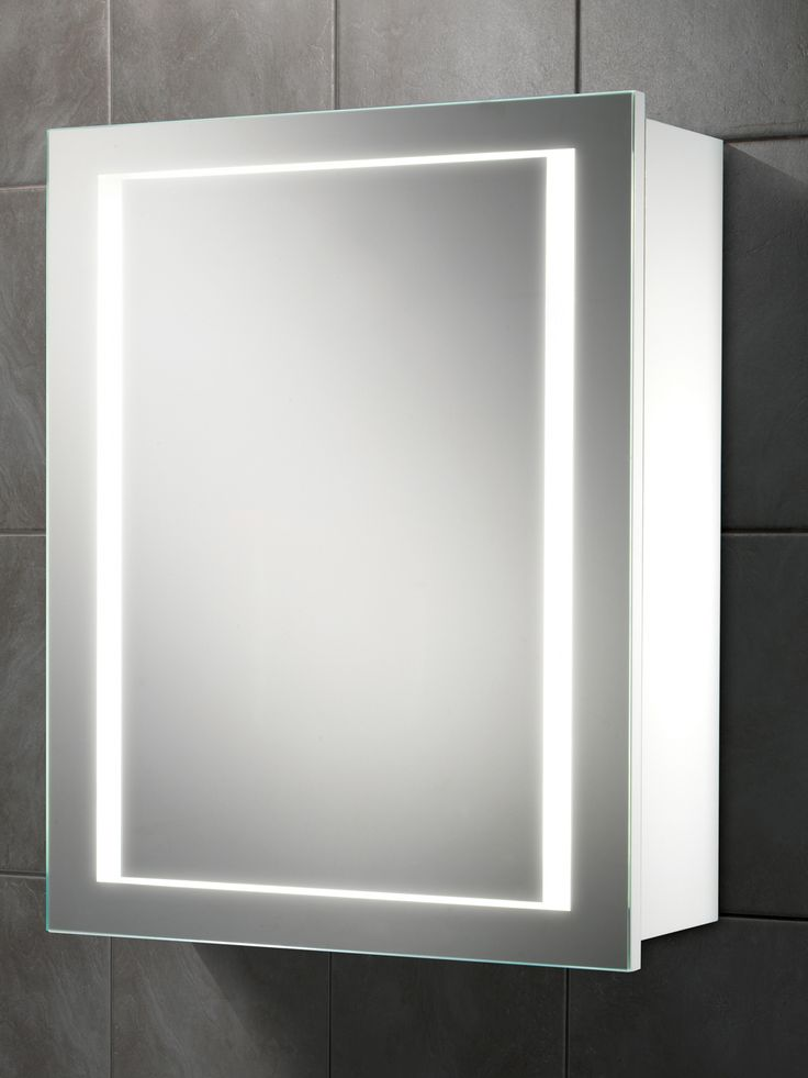 Photo Album Gallery HIB Austin LED Illuminated Bathroom Cabinet Full Range of HIB Bathroom Cabinets online Buy now from Sanctuary Bathrooms