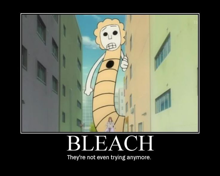Funny Anime Motivational Posters | Anime Motivational Poster - Bleach... photo motivator9755802.jpg