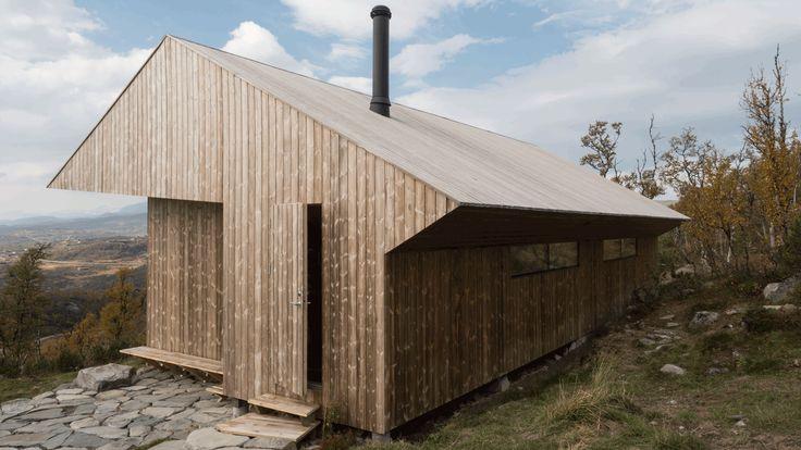 Cabin by Jon Danielsen Aarhus, Norway