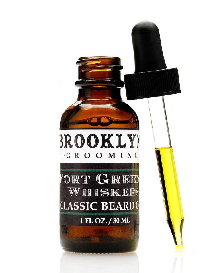 Beard Oil- Fort Greene 1 oz.