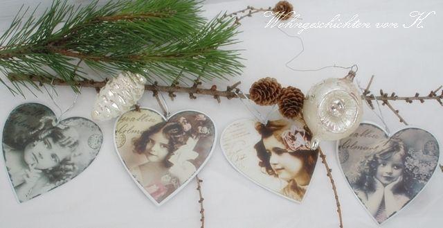 #nostalgische #Weihnachtsdeko #Tags
