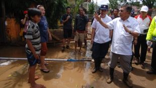tips from Jusuf Kalla to handle flooding