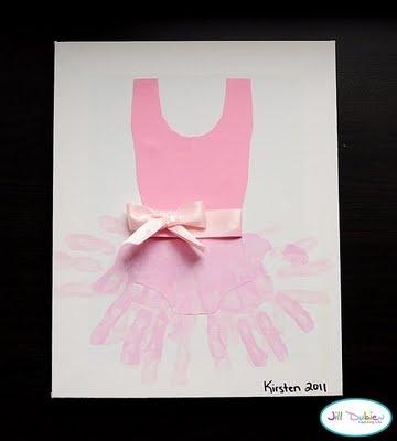 Karte Ballerina