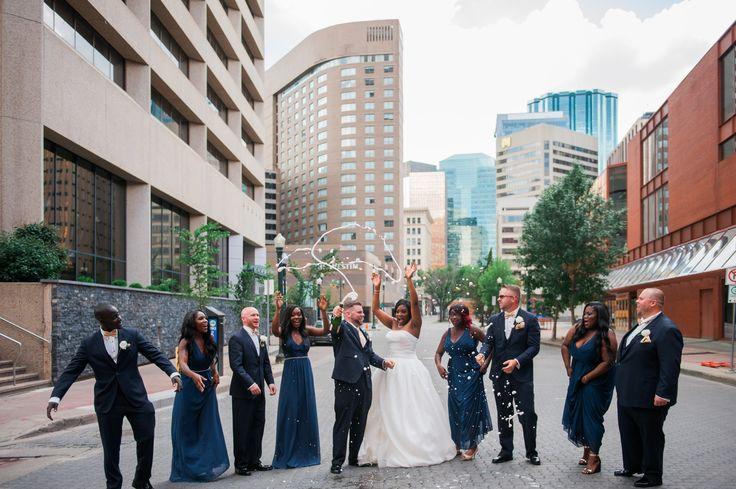 Brenda + Alex married - Edmonton Wedding Photographer - Wedding at the Chateau Louis Edmonton by Rhiannon Sarah Photography