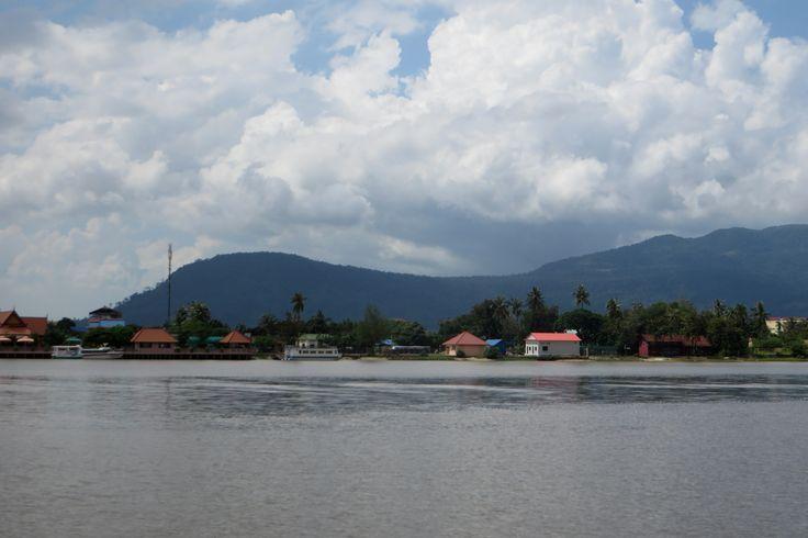 River town of Kampot