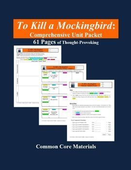 a comprehensive analysis of the novel to kill a mockingbird by herman lee Harper lee analysis: to kill a mockingbird - essay  two books of analysis on to kill a mockingbird,  not one of scout's foremost goals in harper lee's novel, to kill a mockingbird, but there .