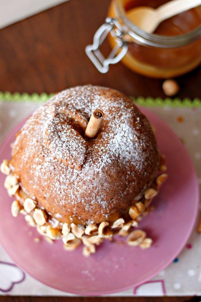 Torta di mele speziata | La ricetta che Vale