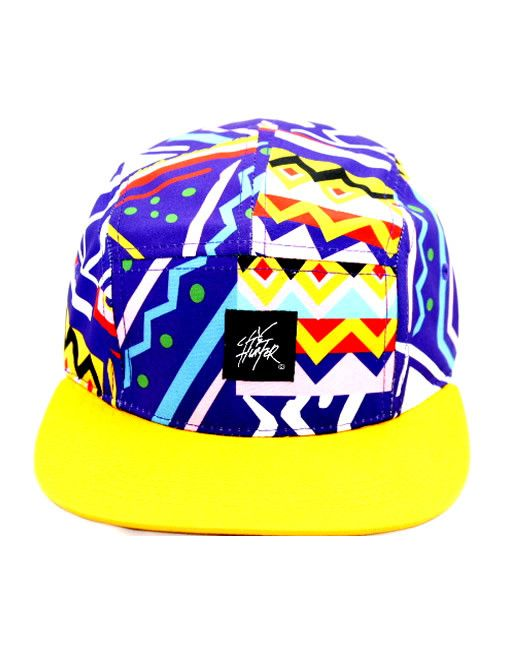cef580f40a7 State property AZTEC 5panel Royal - State Property